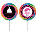 Bachelorette party theme lollipops