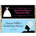 Bachelorette party theme candy bar wrappers