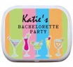 personalized bachelorette party mint and candy tin