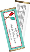 personalized kitchen theme candy bar wrapper