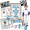 personalized baseball theme party package
