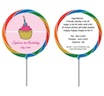 personalized lollipop