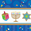 Chanukah party napkins