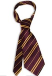 gryffindor house ties