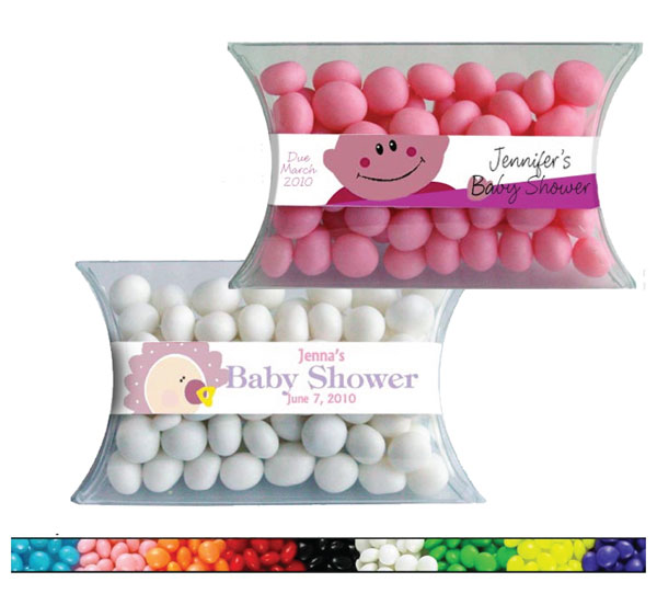 Baby Candy Pillow Packs, Girl Theme