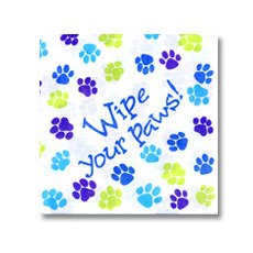 Party Pups Luncheon Napkin