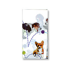 Party Pups Tablecover