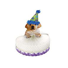 Party Pups Centerpiece
