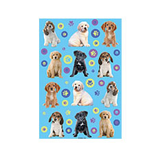 Party Pups Stickers