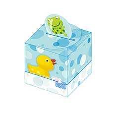 Splish Splash Favor Box
