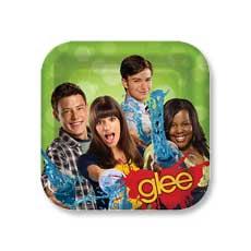 Glee Dinner Plates