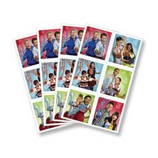 Glee Sticker Sheets