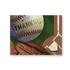 Baseball Thank-You