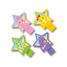 Care Bears Whistles