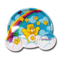 Care Bears Kids Plate