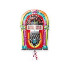 Jukebox Foil Balloon