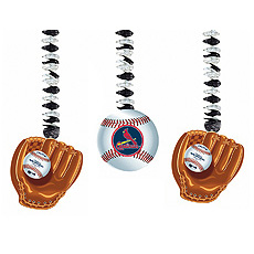 "MLB 30"" Dangling Cutouts"
