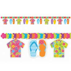 Flip Flop Power Garland