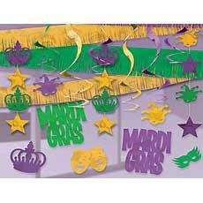 Mardi Gras Ceiling Kit