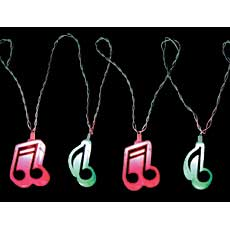 Music Note Lights