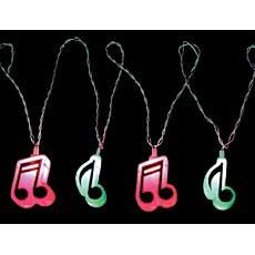 Music Note Lights