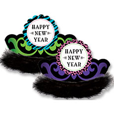 Multi New Year Tiaras (6)
