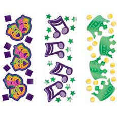 Mardi Gras Confetti Mix