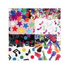 Rock & Roll Confetti
