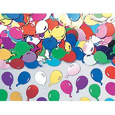 Balloon Confetti Mix