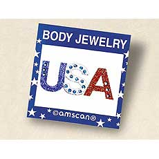 Usa Body Jewelry