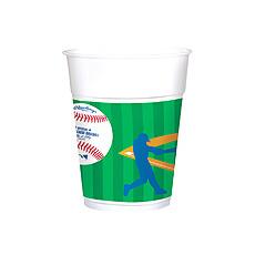 MLB Plastic 14oz Cups