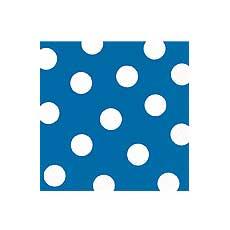 Blue Dot Beverage Napkin