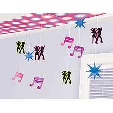 Dance Fever Decoration