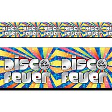 Disco Fever Border Roll
