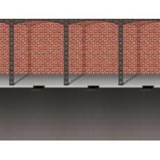 Brick Wall & Street
