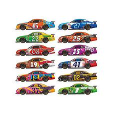 Race Car Scene Props
