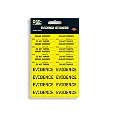 Psi Evidence Stickers
