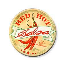 Red Hot Salsa CD