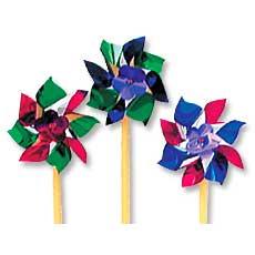 """Pinwheels 12"""""""
