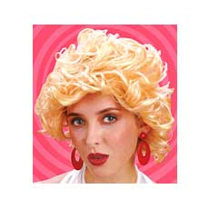 Blonde Movie Star Wig