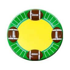 """Football Platter 15"""""""