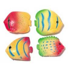 "Neon Squirt Fish 2.5"""