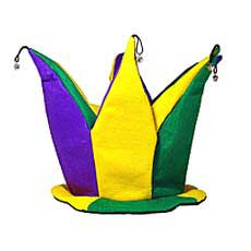 Mardi Gras Crown