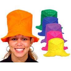 Funky Felt Hats