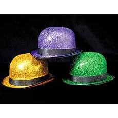 Mardi Gras Glitter Derby