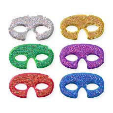 Sequin Glitter Mask
