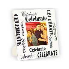 Celebrate Picture Frame