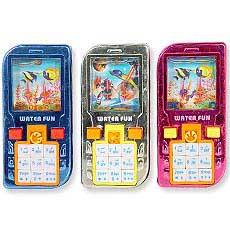 Cellphone Water Game