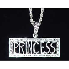 Princess Bling Necklace