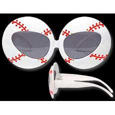 Baseball Eyeglasses